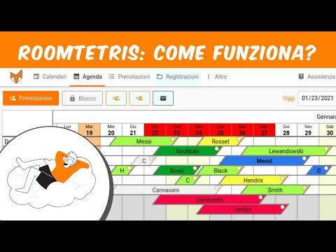 RoomTetris come funziona? Prenotazioni automaticamente organizzate per Hotel e B&B