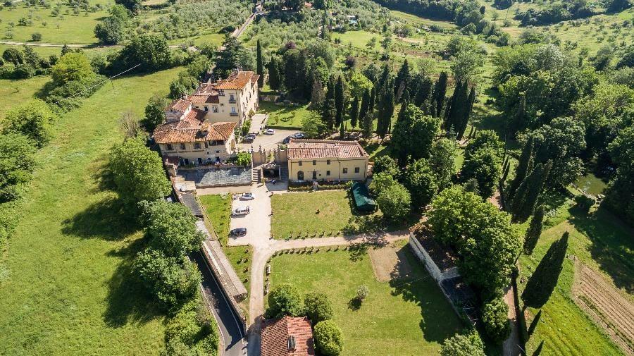 Villa Incontri a Firenze