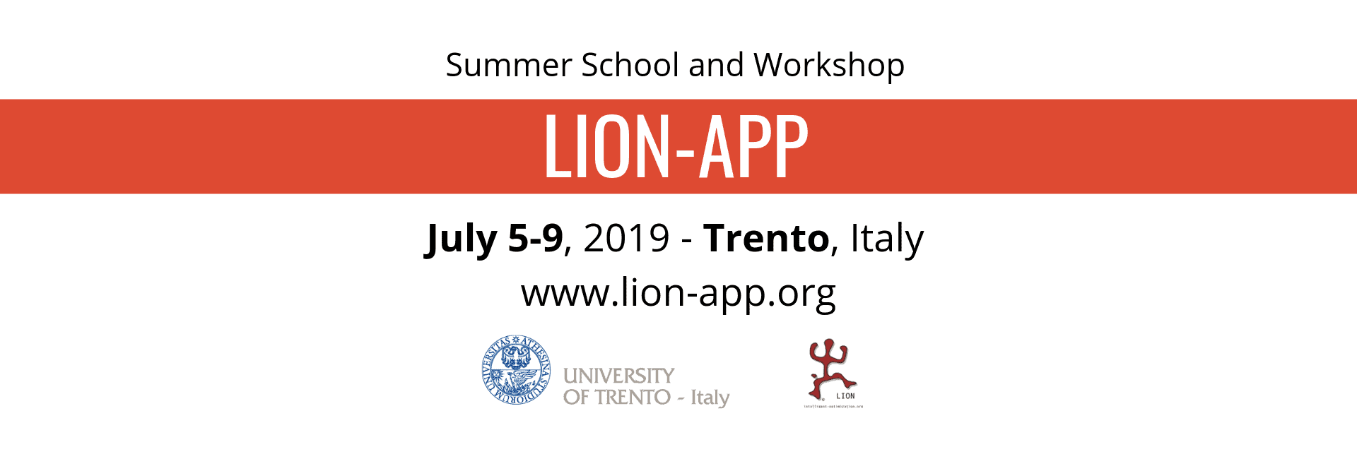 LION-APP Summer School