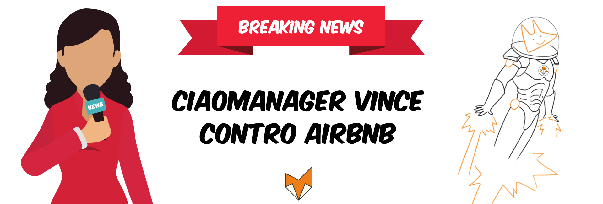 Ciaomanager vince contro Airbnb